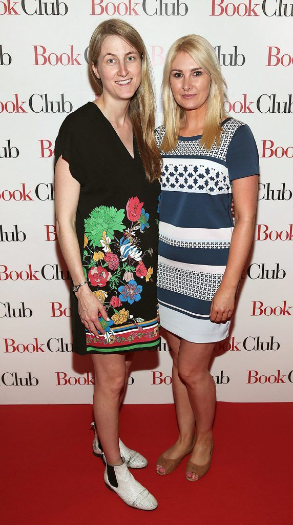 Annmarie Nagle and Jessica Byrne pictured at the special preview screening of Book Club in Movies at Dundrum, Dublin. Photo by Brian McEvoy