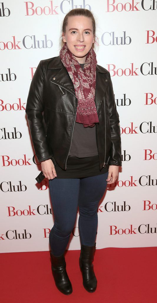 Dairne Black pictured at the special preview screening of Book Club in Movies at Dundrum, Dublin. Photo by Brian McEvoy