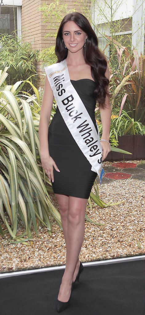 The Final Countdown for Miss Ireland 2014 has officially begun!!..Miss Buck Whaley's- Jessica Hayes: Jessica is 20 years old and hails from Douglas in Cork. She has recently completed a year long Business course at Cork College of Commerce and models with Assets Agency. She can Irish dance and plays a small bit of Piano. This is Jessica's 2nd year in the event having been Miss Cork in 2013, but felt she was not prepared last year confidence wise.  She sees herself in 5 years time completing her degree and hoping to achieve her maximum potential in modelling...This morning saw all 36 Finalists for the Miss Ireland 2014  in association with Mane n' Tail pageant come together in the Ballsbridge Hotel to kick off the Finale of the competition. Amongst this dazzling array of beautiful ladies awaits the one who will tomorrow evening be crowned Miss Ireland 2014...The lucky girl will be selected at the Gala Final in the Ballsbridge Hotel by the esteemed panel of judges, with highlights of the evening to include a casino for all guests in attendence and a performance by singer/ songwriter and former Ireland representative at the Eurovision, Ryan Dolan...Picture:Brian McEvoy.