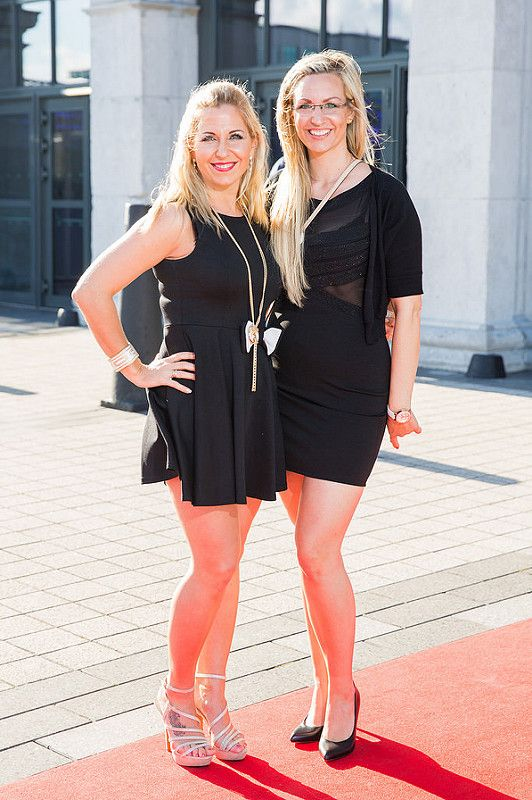 Picture shows from left Marta Majnusz; and Melanie Beutler;   celebrating the renaming of the Private Members' Club at 3Arena, the 1878 (formerly Audi Club).The launch of the 1878 took place on Saturday June 21st when Fleetwood Mac took to the main stage at the 3Arena and played to a sold out audience.Pic:Naoise Culhane-no fee The new name, the 1878, refers to the year the original building housing 3Arena was built, previously used as a rail terminus for the Midland and Great Western Railway Company. Respect for history is important and the new name encompasses the timeless qualities of luxury, style and elegance that 3Arena Private Members' Clubs pride themselves on, the qualities Members expect from their Club experience. With a nod to the building's past as a point of departure and a reference to the journey through history it has made, the 1878 continues to provide the backdrop to journeys – now the musical and inspirational journeys created by the world-class acts, performers and musicians welcomed to 3Arena, which The 1878 members enjoy in uniquely luxurious fashion. Pic:Naoise Culhane-no fee