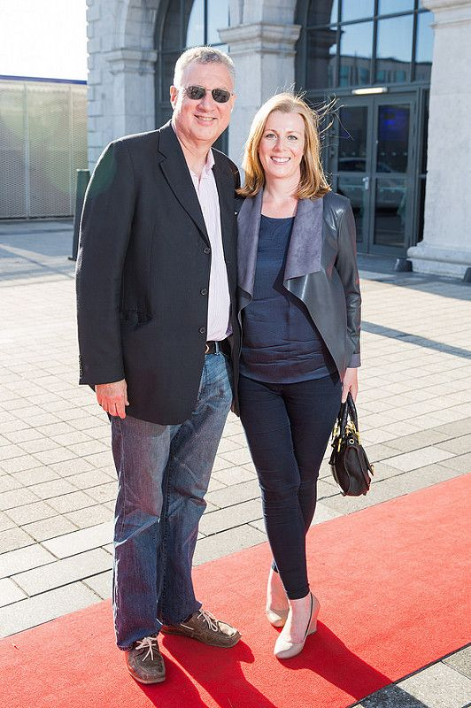 Picture shows from left John and Orla Crown;   celebrating the renaming of the Private Members' Club at 3Arena, the 1878 (formerly Audi Club).The launch of the 1878 took place on Saturday June 21st when Fleetwood Mac took to the main stage at the 3Arena and played to a sold out audience.Pic:Naoise Culhane-no fee The new name, the 1878, refers to the year the original building housing 3Arena was built, previously used as a rail terminus for the Midland and Great Western Railway Company. Respect for history is important and the new name encompasses the timeless qualities of luxury, style and elegance that 3Arena Private Members' Clubs pride themselves on, the qualities Members expect from their Club experience. With a nod to the building's past as a point of departure and a reference to the journey through history it has made, the 1878 continues to provide the backdrop to journeys – now the musical and inspirational journeys created by the world-class acts, performers and musicians welcomed to 3Arena, which The 1878 members enjoy in uniquely luxurious fashion. Pic:Naoise Culhane-no fee