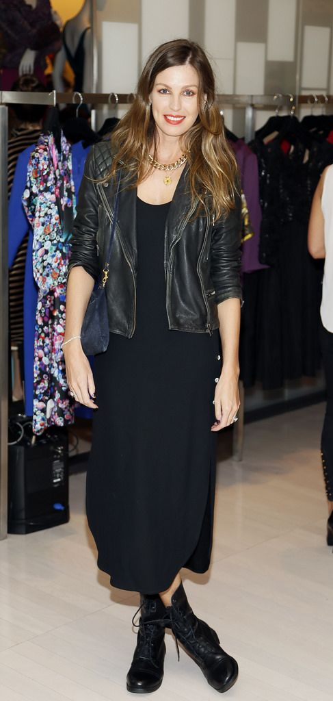 Aoife Cogan at the launch of the 4th Irish Designers CREATE in Brown Thomas Dublin-photo Kieran Harnett