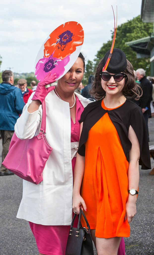 Paul Sherwood Photography © 2015 Kilbeggan Races. Ladies Day. July 2015