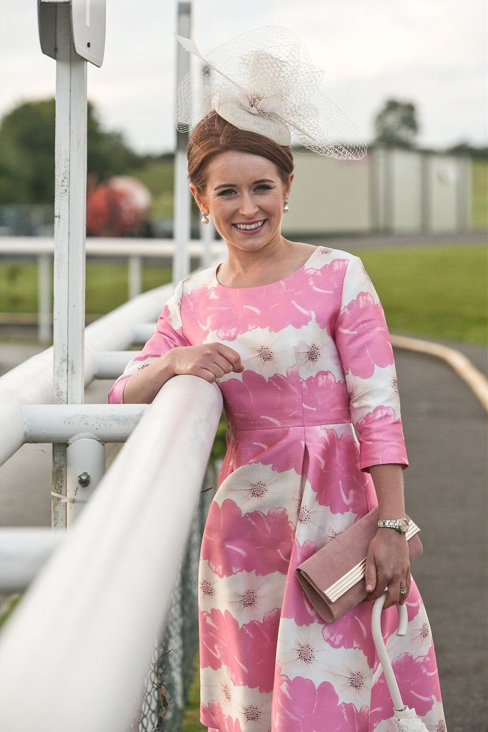 Best Dressed Lady at Kilbeggan races