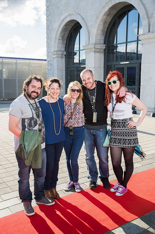 Picture shows from left Kelvin Frain; Neasa Sheahan; Frances Fahy; Daniel Gerard Finnegan; Pepper Goggin;  celebrating the renaming of the Private Members' Club at 3Arena, the 1878 (formerly Audi Club).The launch of the 1878 took place on Saturday June 21st when Fleetwood Mac took to the main stage at the 3Arena and played to a sold out audience.Pic:Naoise Culhane-no fee The new name, the 1878, refers to the year the original building housing 3Arena was built, previously used as a rail terminus for the Midland and Great Western Railway Company. Respect for history is important and the new name encompasses the timeless qualities of luxury, style and elegance that 3Arena Private Members' Clubs pride themselves on, the qualities Members expect from their Club experience. With a nod to the building's past as a point of departure and a reference to the journey through history it has made, the 1878 continues to provide the backdrop to journeys – now the musical and inspirational journeys created by the world-class acts, performers and musicians welcomed to 3Arena, which The 1878 members enjoy in uniquely luxurious fashion. Pic:Naoise Culhane-no fee