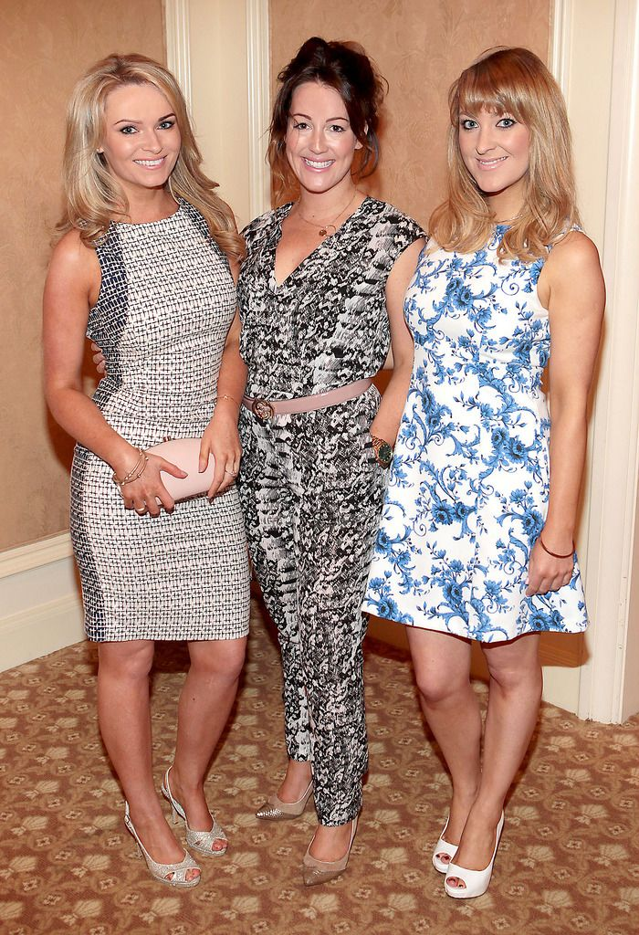 Aoife Busnell ,Niamh Joyce and Gill Murphy  Pictures :Brian McEvoy.