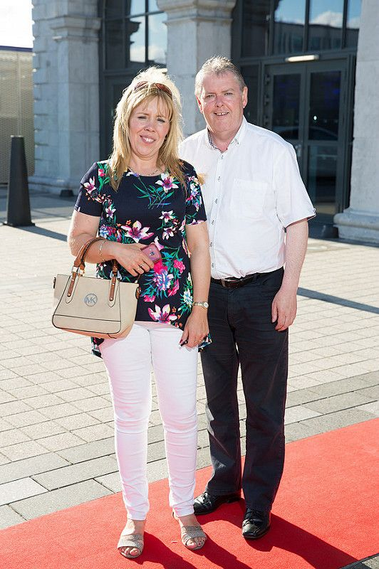 Picture shows from left Yvonne and Eoin Desmond celebrating the renaming of the Private Members' Club at 3Arena, the 1878 (formerly Audi Club).The launch of the 1878 took place on Saturday June 21st when Fleetwood Mac took to the main stage at the 3Arena and played to a sold out audience.Pic:Naoise Culhane-no fee The new name, the 1878, refers to the year the original building housing 3Arena was built, previously used as a rail terminus for the Midland and Great Western Railway Company. Respect for history is important and the new name encompasses the timeless qualities of luxury, style and elegance that 3Arena Private Members' Clubs pride themselves on, the qualities Members expect from their Club experience. With a nod to the building's past as a point of departure and a reference to the journey through history it has made, the 1878 continues to provide the backdrop to journeys – now the musical and inspirational journeys created by the world-class acts, performers and musicians welcomed to 3Arena, which The 1878 members enjoy in uniquely luxurious fashion. Pic:Naoise Culhane-no fee