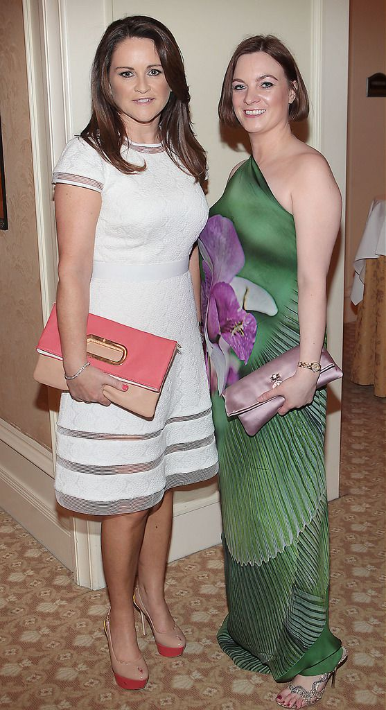 Bronagh Kennedy and Mary Quinn  Pictures :Brian McEvoy