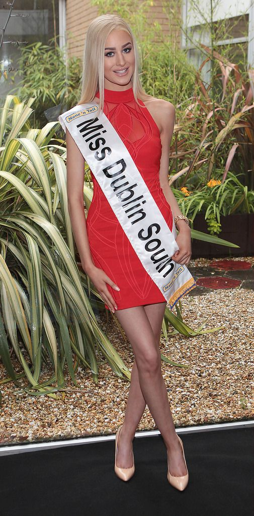 The Final Countdown for Miss Ireland 2014 has officially begun!!..Miss Dublin South- Chelsea Murphy: 20 year old Chelsea is due to start accounting and computer applications in September. Although she doesn't play sports she likes to keep fit, eat healthily and does some regular jogging. Her short term ambition is to get her college degree. She sees Mary Mc Aleese as the greatest person in the World. She is a qualified beauty therapist and up until recently worked in a salon. She would love to continue a career in modelling. She is from Castle Island and is doing a BA in Fine Art and Ceramic Design. She recently started modelling and works part time in a restaurant. She has one older brother called Daniel. She has studied jazz ballet and won various medals for basketball....This morning saw all 36 Finalists for the Miss Ireland 2014  in association with Mane n' Tail pageant come together in the Ballsbridge Hotel to kick off the Finale of the competition. Amongst this dazzling array of beautiful ladies awaits the one who will tomorrow evening be crowned Miss Ireland 2014...The lucky girl will be selected at the Gala Final in the Ballsbridge Hotel by the esteemed panel of judges, with highlights of the evening to include a casino for all guests in attendence and a performance by singer/ songwriter and former Ireland representative at the Eurovision, Ryan Dolan...Picture:Brian McEvoy.