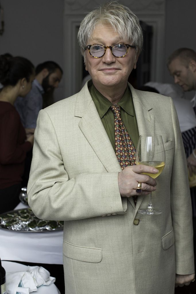 Alan Almsby pictured at the launch of the Cliff Town House Oyster Festival on Stephen's Green D2. Photo: Anthony Woods.