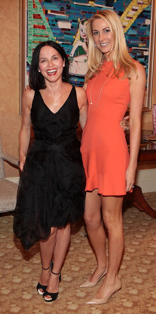 Andrea Corr and Lucy Nagle  Pictures :Brian McEvoy