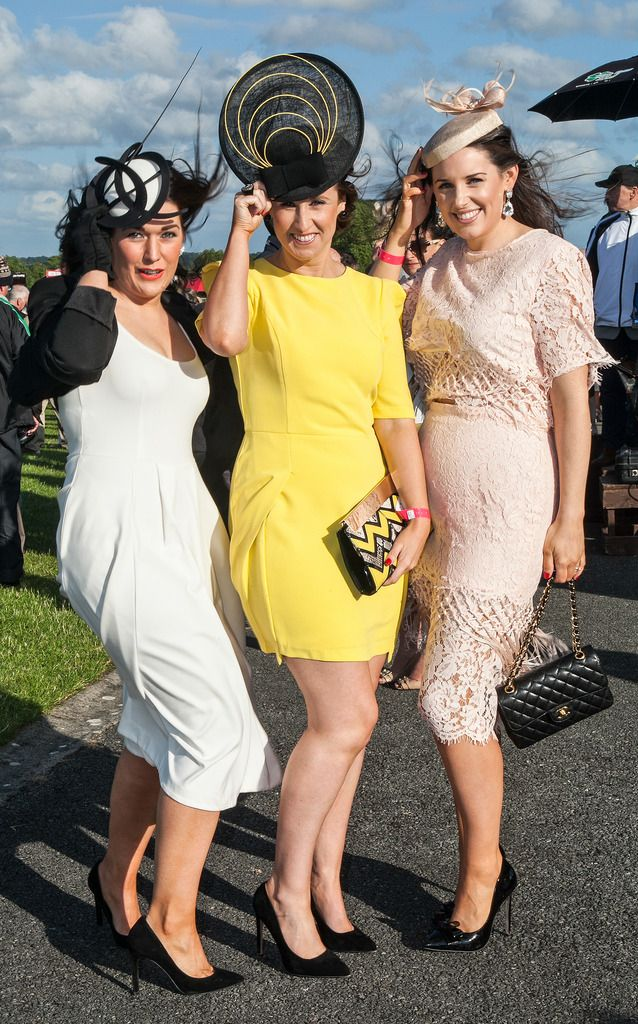 Paul Sherwood Photography © 2015 Kilbeggan Races. Ladies Day. July 2015