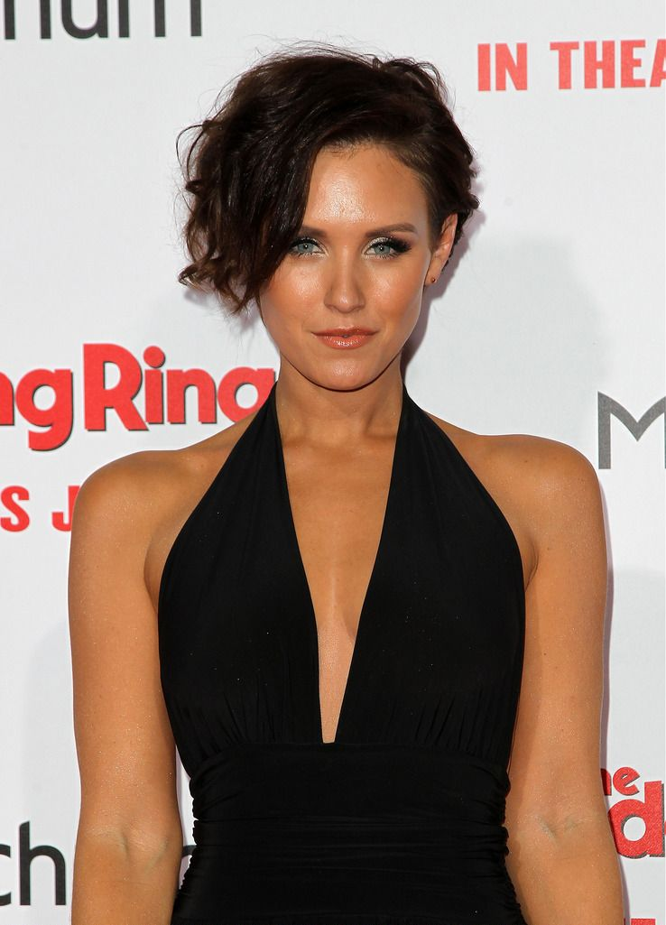 Featuring: Nicky Whelan  FayesVision/WENN.com