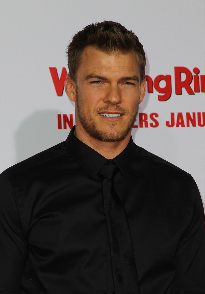 Featuring: Alan Ritchson  FayesVision/WENN.com