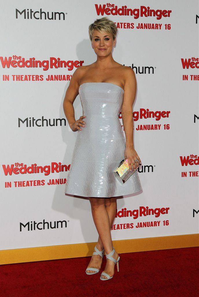 Premiere Of Screen Gems' 'The Wedding Ringer'