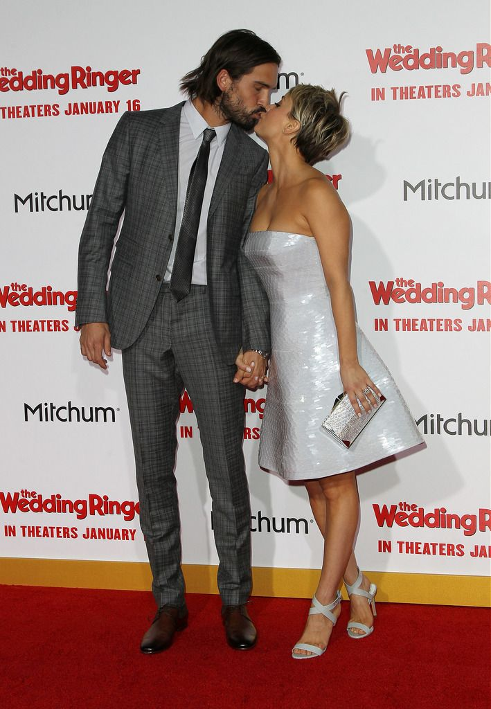 Featuring: Ryan Sweeting, Kaley Cuoco-Sweeting  FayesVision/WENN.com