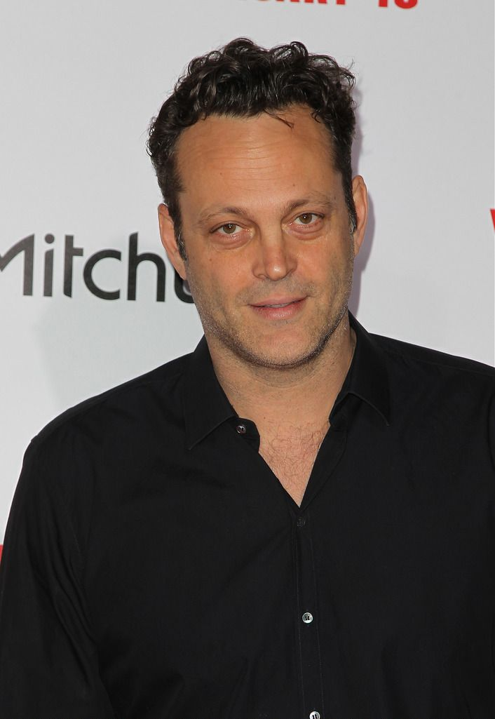 Featuring: Vince Vaughn  FayesVision/WENN.com