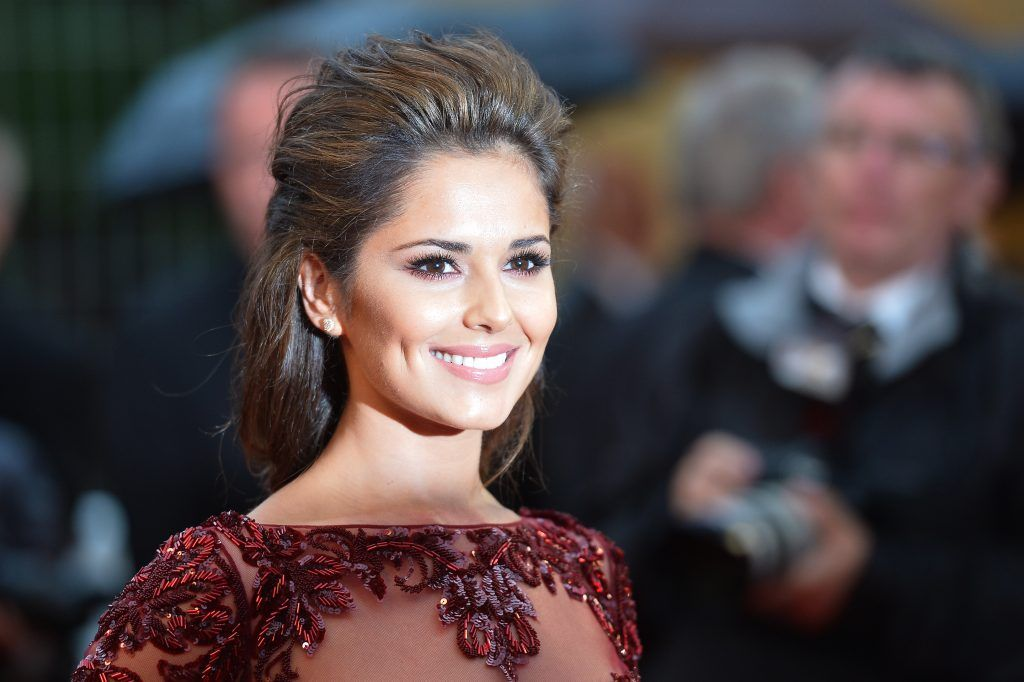 Cheryl  (Photo by Alberto Pizzoli/AFP/Getty Images)