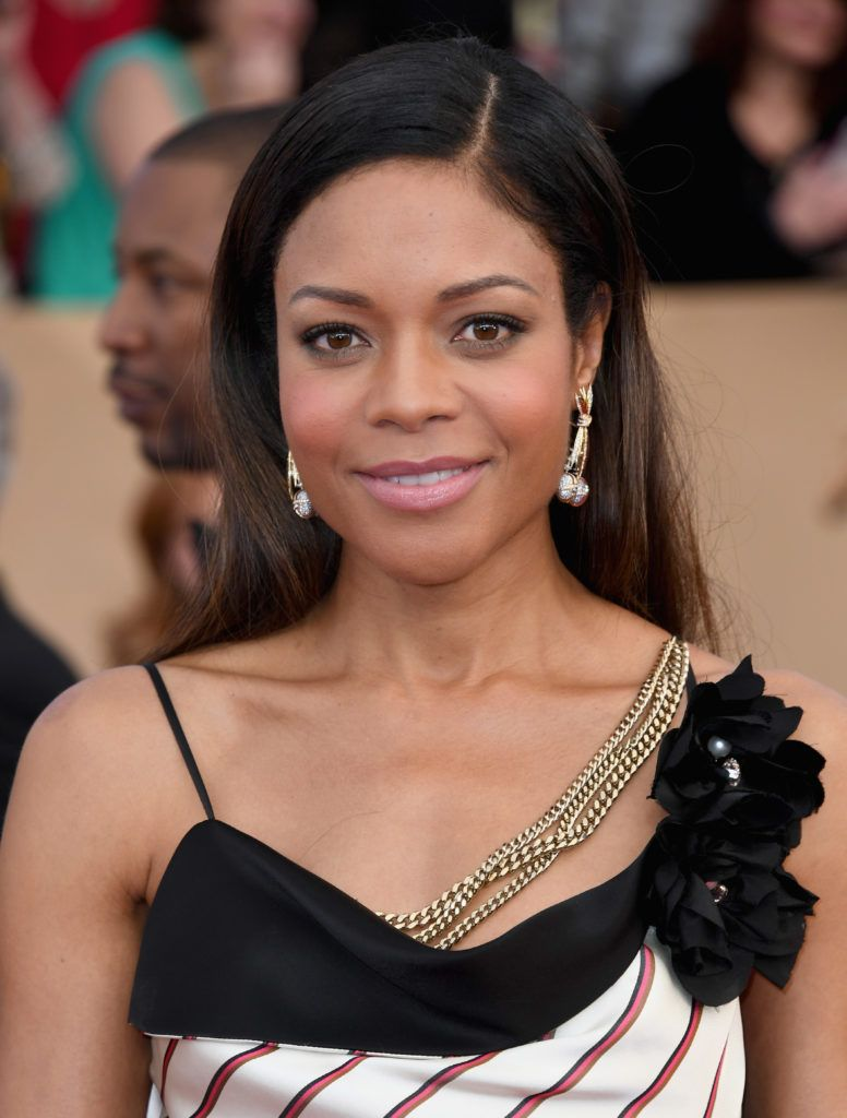 LOS ANGELES, CA - JANUARY 29:  Actor Naomie Harris attends the 23rd Annual Screen Actors Guild Awards at The Shrine Expo Hall on January 29, 2017 in Los Angeles, California.  (Photo by Alberto E. Rodriguez/Getty Images)