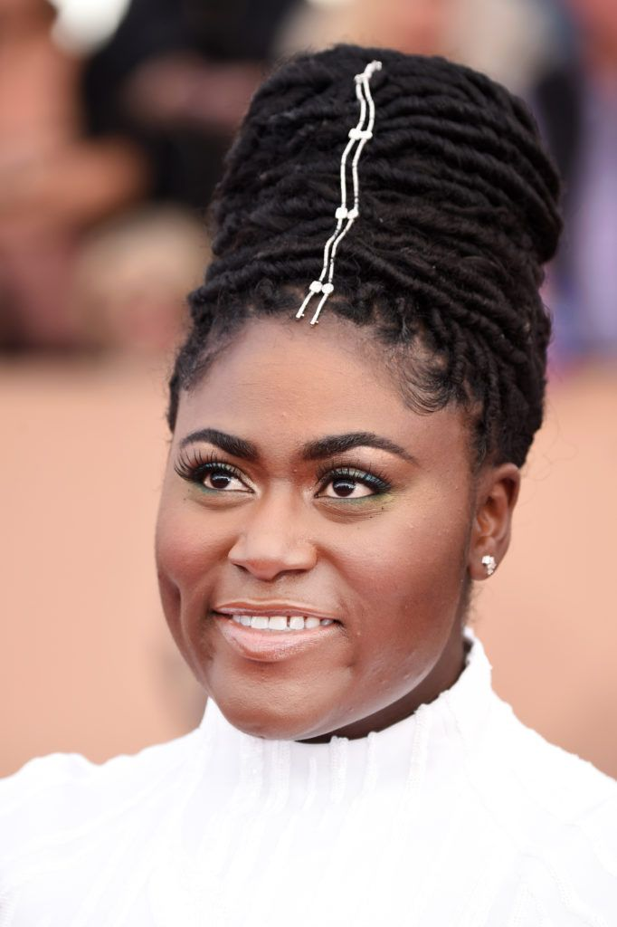 LOS ANGELES, CA - JANUARY 29:  Actress Danielle Brooks attends The 23rd Annual Screen Actors Guild Awards at The Shrine Auditorium on January 29, 2017 in Los Angeles, California. 26592_008  (Photo by Frazer Harrison/Getty Images)