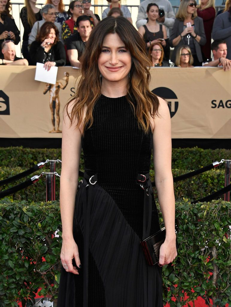 LOS ANGELES, CA - JANUARY 29:  Actor Kathryn Hahn attends The 23rd Annual Screen Actors Guild Awards at The Shrine Auditorium on January 29, 2017 in Los Angeles, California. 26592_008  (Photo by Frazer Harrison/Getty Images)