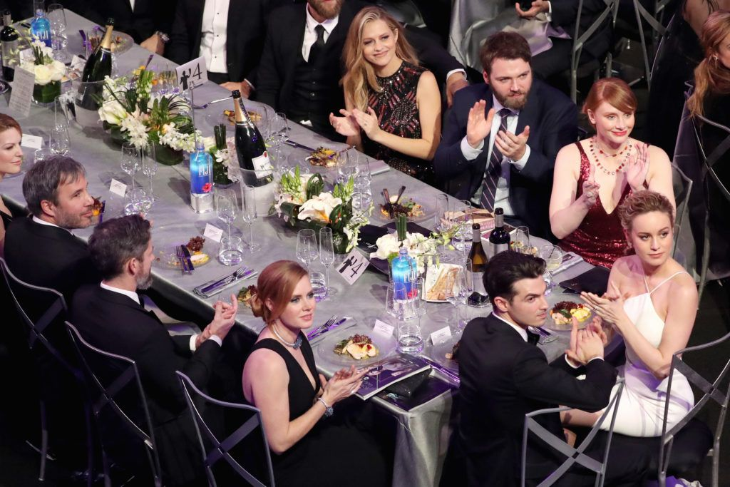 LOS ANGELES, CA - JANUARY 29:   A view of attendees during The 23rd Annual Screen Actors Guild Awards at The Shrine Auditorium on January 29, 2017 in Los Angeles, California. 26592_021  (Photo by Richard Heathcote/Getty Images for TNT)