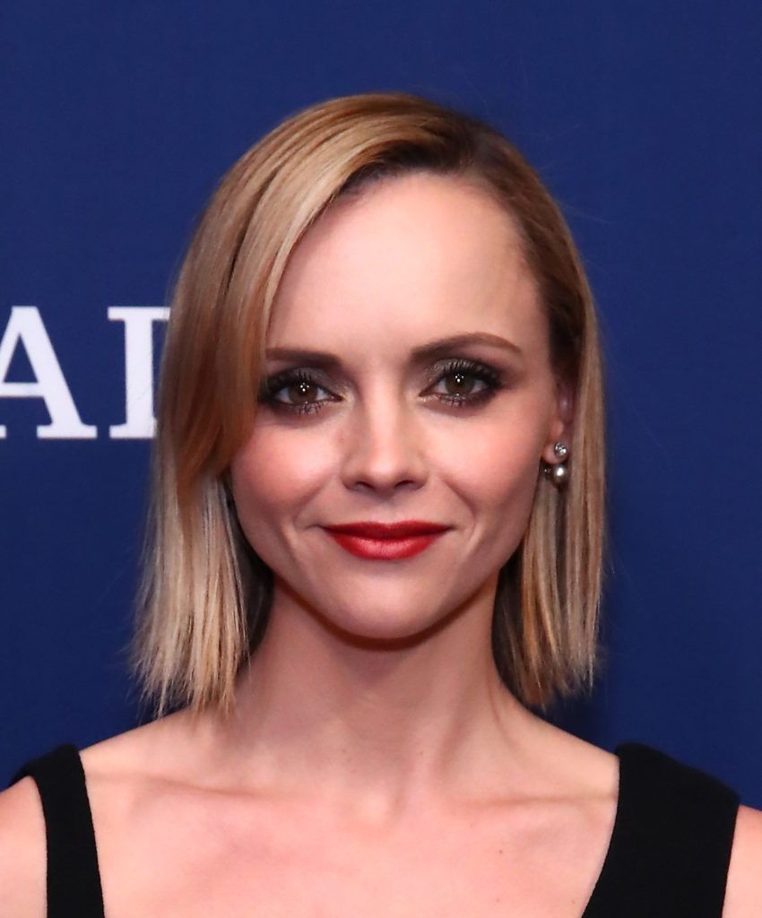Christina Ricci attends a photo opp on Day Three of aTVfest 2017 presented by SCAD at SCADshow on February 4, 2017 in Atlanta, Georgia.  (Photo by Astrid Stawiarz/Getty Images for SCAD)