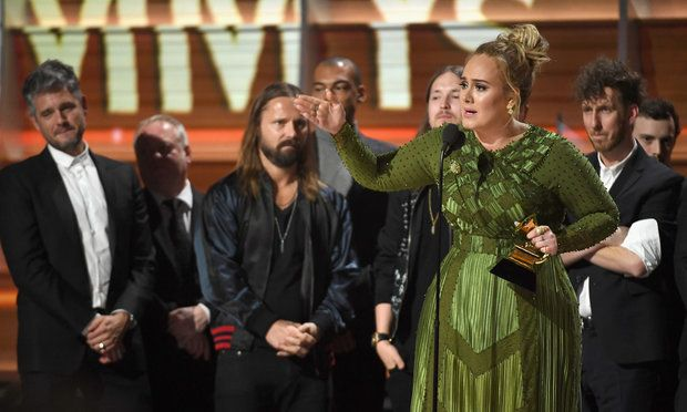 Adele made Beyonce cry after she refused to accept Grammy for Album of the Year over her