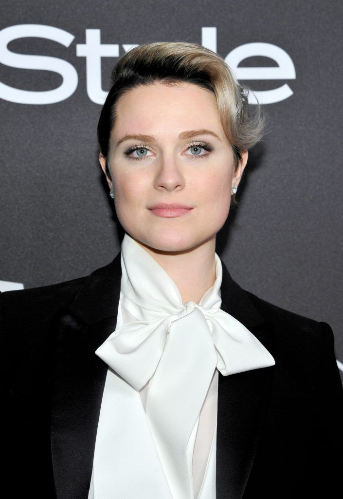 Evan Rachel Wood (Photo by John Sciulli/Getty Images for InStyle)