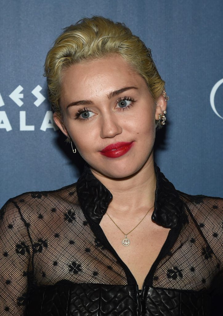 Miley Cyrus (Photo by Ethan Miller/Getty Images)