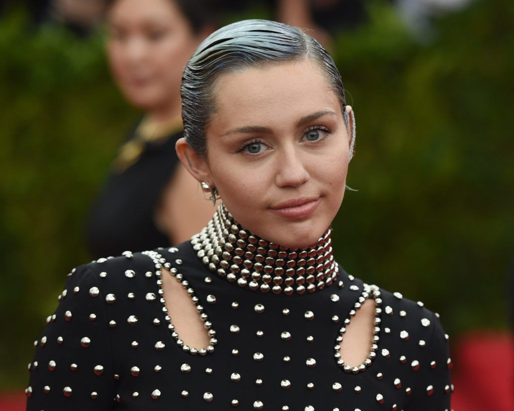 Miley Cyrus (Photo by TIMOTHY A. CLARY/AFP/Getty Images)