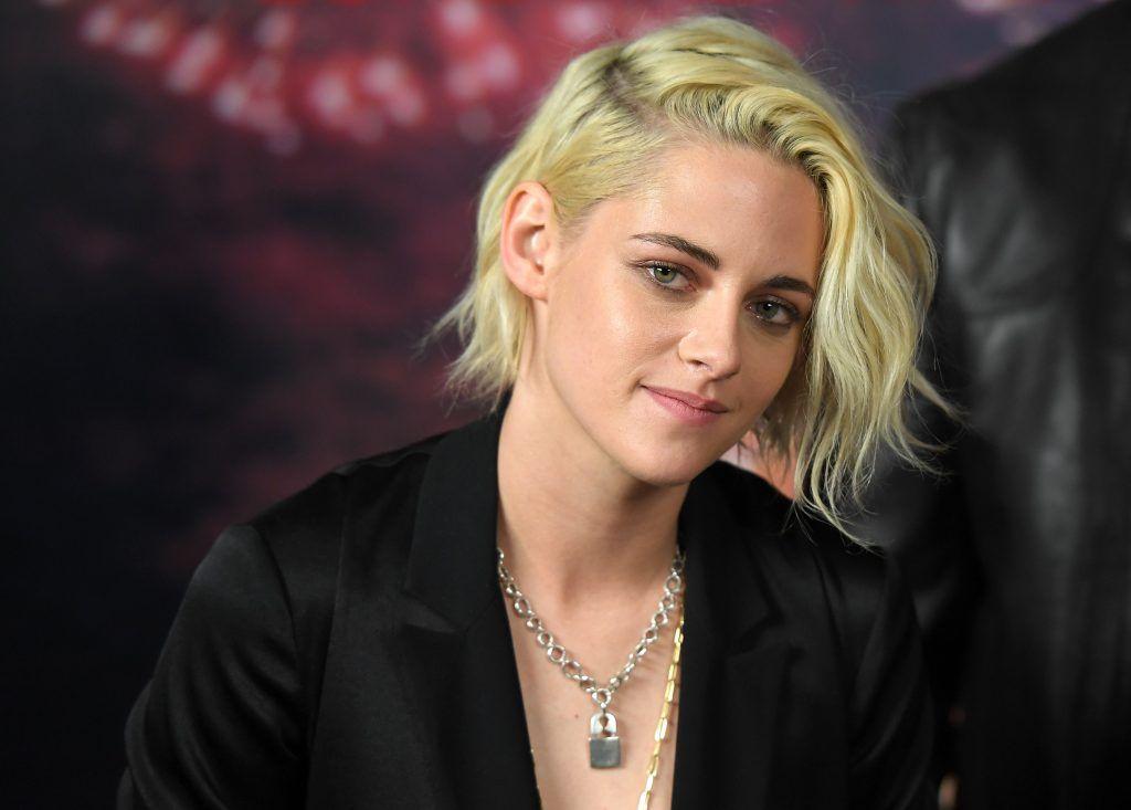Kristen Stewart       (Photo by ANGELA WEISS/AFP/Getty Images)