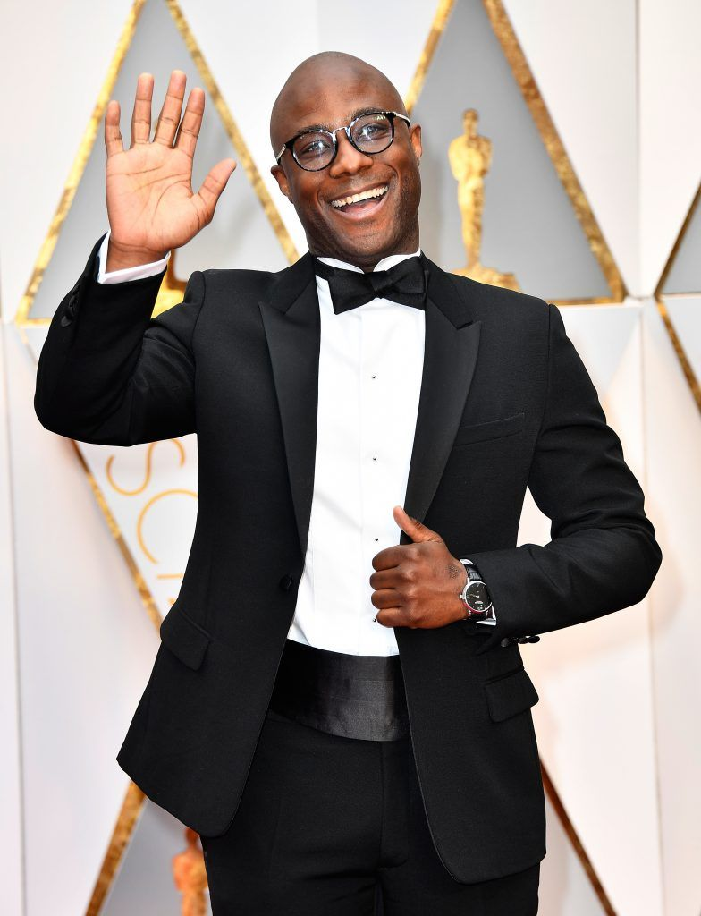 HOLLYWOOD, CA - FEBRUARY 26:  Driector Barry Jenkins attends the 89th Annual Academy Awards at Hollywood & Highland Center on February 26, 2017 in Hollywood, California.  (Photo by Frazer Harrison/Getty Images)