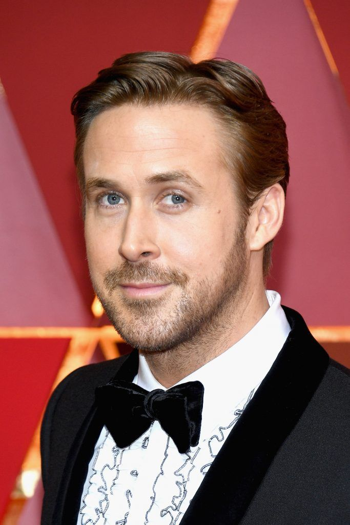 HOLLYWOOD, CA - FEBRUARY 26:  Actor Ryan Gosling attends the 89th Annual Academy Awards at Hollywood & Highland Center on February 26, 2017 in Hollywood, California.  (Photo by Kevork Djansezian/Getty Images)