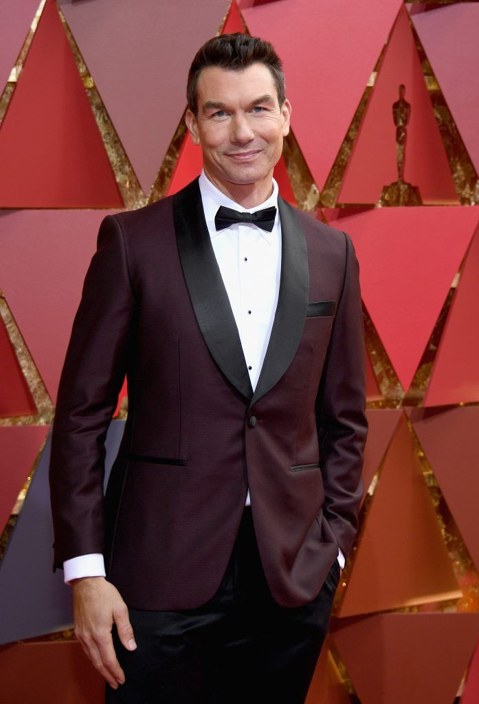 HOLLYWOOD, CA - FEBRUARY 26:  Actor Jerry O'Connell attends the 89th Annual Academy Awards at Hollywood & Highland Center on February 26, 2017 in Hollywood, California.  (Photo by Kevork Djansezian/Getty Images)