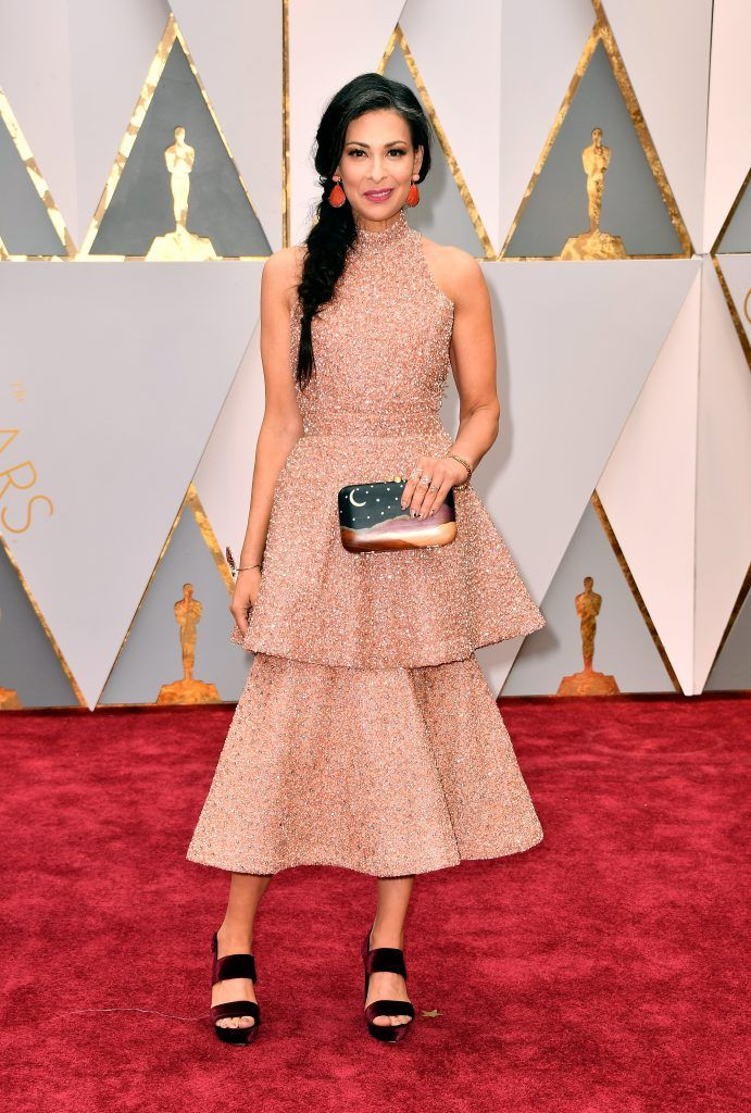 HOLLYWOOD, CA - FEBRUARY 26:  TV personality Stacy London attends the 89th Annual Academy Awards at Hollywood & Highland Center on February 26, 2017 in Hollywood, California.  (Photo by Frazer Harrison/Getty Images)