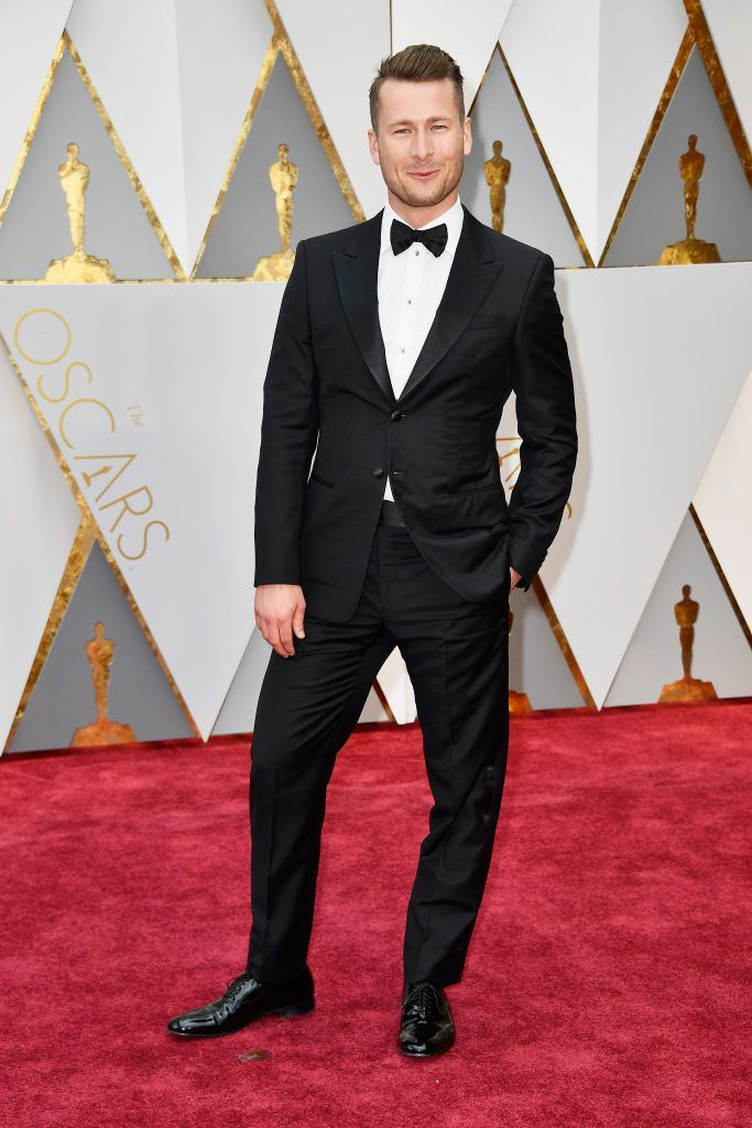 HOLLYWOOD, CA - FEBRUARY 26:  Actor Glen Powell attends the 89th Annual Academy Awards at Hollywood & Highland Center on February 26, 2017 in Hollywood, California.  (Photo by Frazer Harrison/Getty Images)