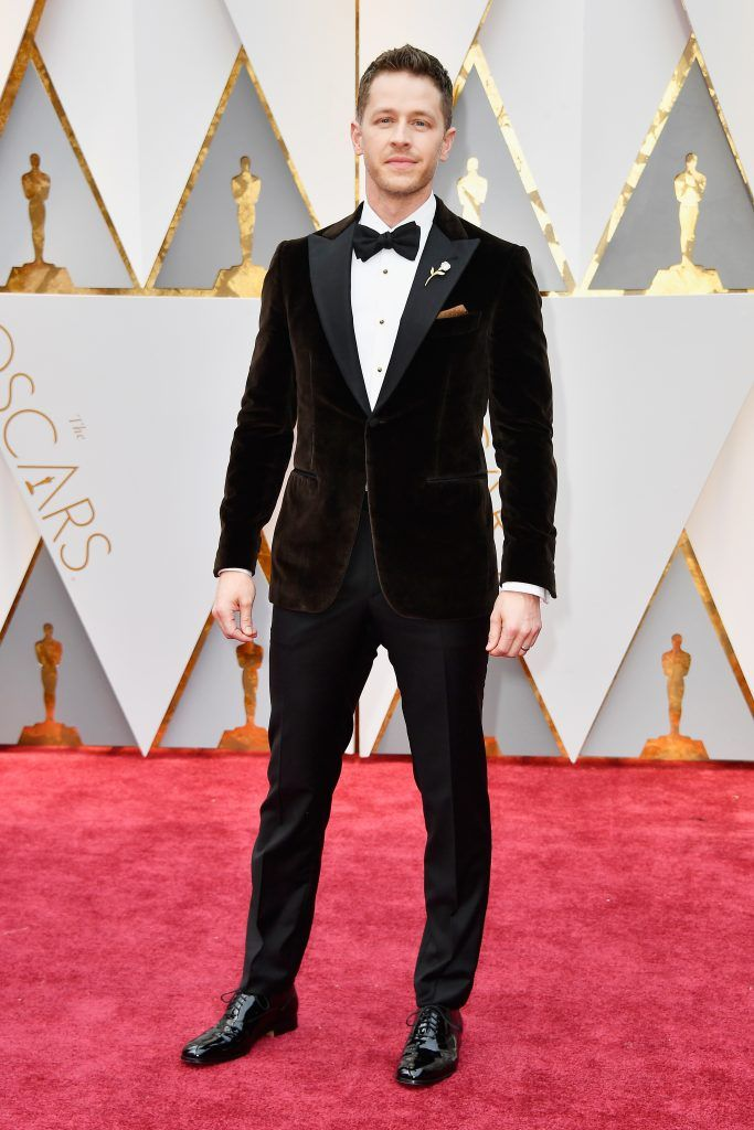 HOLLYWOOD, CA - FEBRUARY 26: Actor Josh Dallas attends the 89th Annual Academy Awards at Hollywood & Highland Center on February 26, 2017 in Hollywood, California.  (Photo by Frazer Harrison/Getty Images)