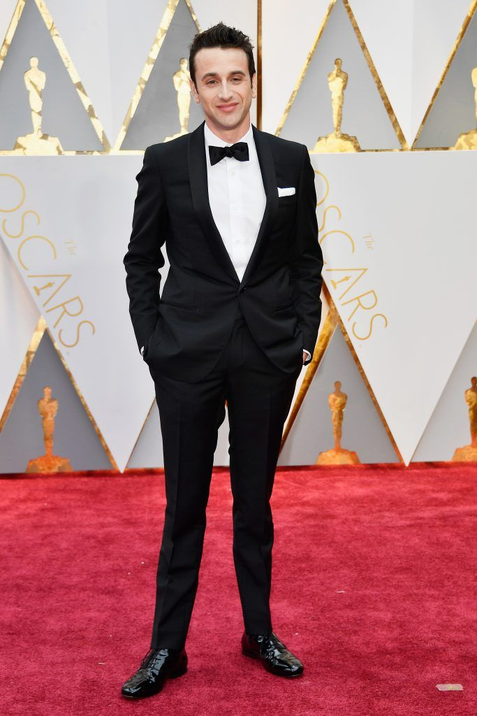 HOLLYWOOD, CA - FEBRUARY 26:  Composer Justin Hurwitz attends the 89th Annual Academy Awards at Hollywood & Highland Center on February 26, 2017 in Hollywood, California.  (Photo by Frazer Harrison/Getty Images)