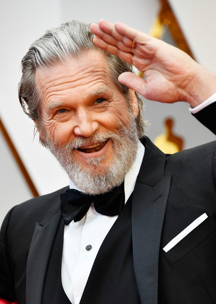 HOLLYWOOD, CA - FEBRUARY 26:  Actor Jeff Bridges attends the 89th Annual Academy Awards at Hollywood & Highland Center on February 26, 2017 in Hollywood, California.  (Photo by Frazer Harrison/Getty Images)