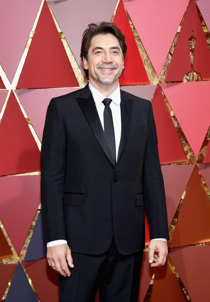 HOLLYWOOD, CA - FEBRUARY 26:  Actor Javier Bardem attends the 89th Annual Academy Awards at Hollywood & Highland Center on February 26, 2017 in Hollywood, California.  (Photo by Kevork Djansezian/Getty Images)