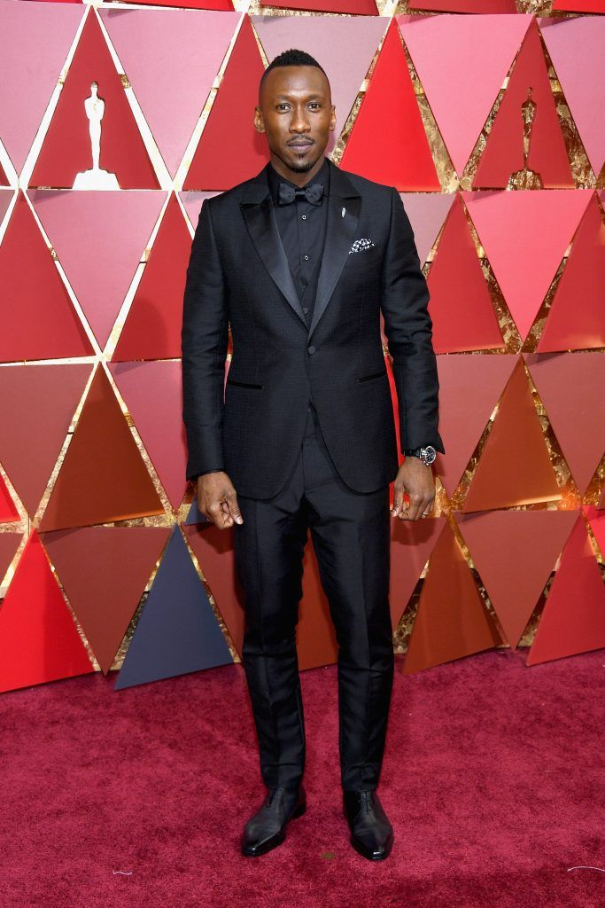 HOLLYWOOD, CA - FEBRUARY 26:  Actor Mahershala Ali attends the 89th Annual Academy Awards at Hollywood & Highland Center on February 26, 2017 in Hollywood, California.  (Photo by Kevork Djansezian/Getty Images)