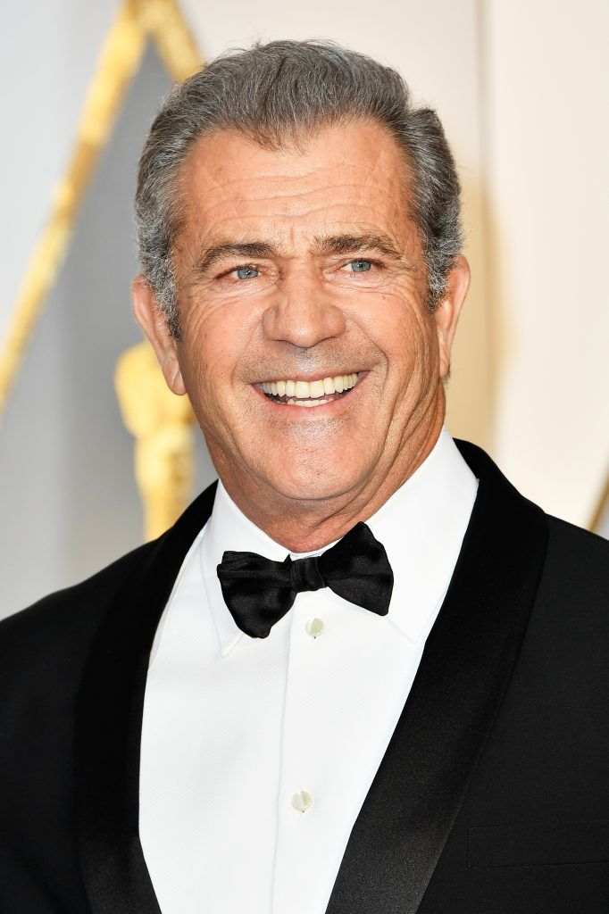 HOLLYWOOD, CA - FEBRUARY 26:  Actor/director Mel Gibson attends the 89th Annual Academy Awards at Hollywood & Highland Center on February 26, 2017 in Hollywood, California.  (Photo by Frazer Harrison/Getty Images)