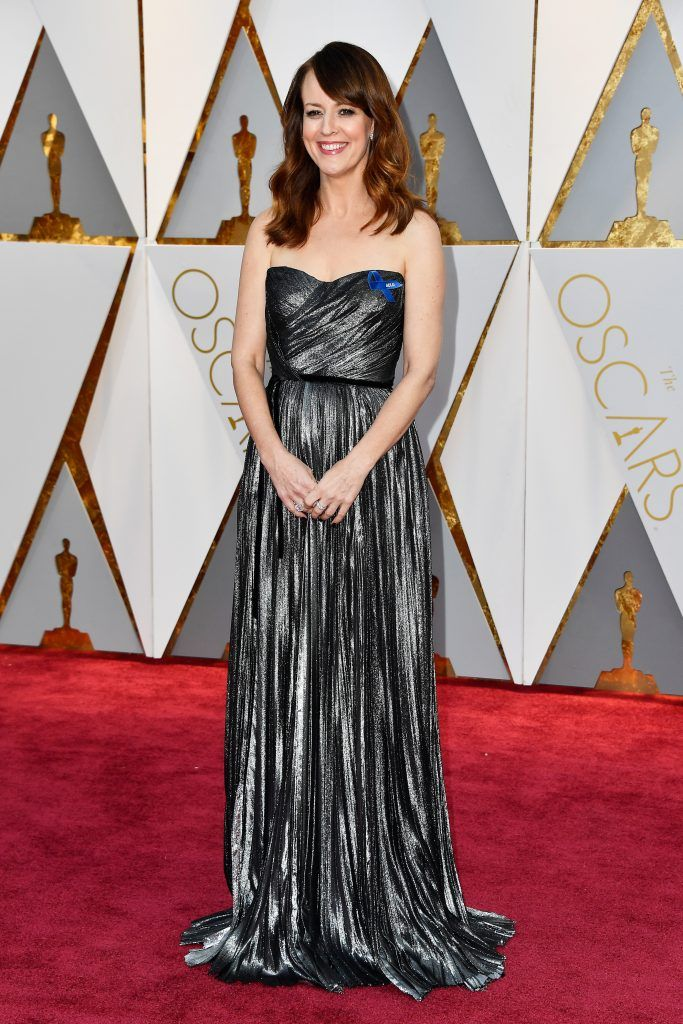 HOLLYWOOD, CA - FEBRUARY 26:  Actor Rosemarie DeWitt attends the 89th Annual Academy Awards at Hollywood & Highland Center on February 26, 2017 in Hollywood, California.  (Photo by Frazer Harrison/Getty Images)