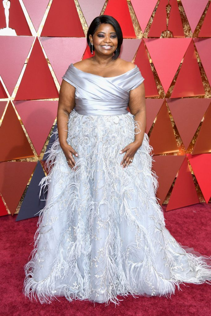 HOLLYWOOD, CA - FEBRUARY 26:  Actor Octavia Spencer attends the 89th Annual Academy Awards at Hollywood & Highland Center on February 26, 2017 in Hollywood, California.  (Photo by Kevork Djansezian/Getty Images)