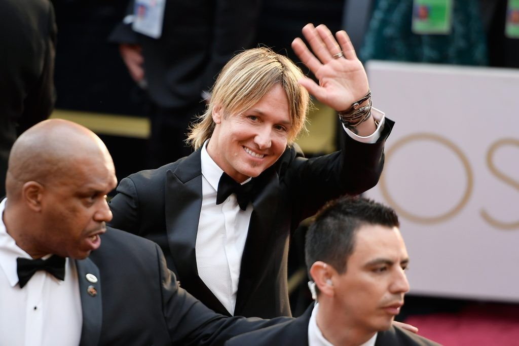HOLLYWOOD, CA - FEBRUARY 26:  Mucician Keith Urban attends the 89th Annual Academy Awards at Hollywood & Highland Center on February 26, 2017 in Hollywood, California.  (Photo by Matt Winkelmeyer/Getty Images)
