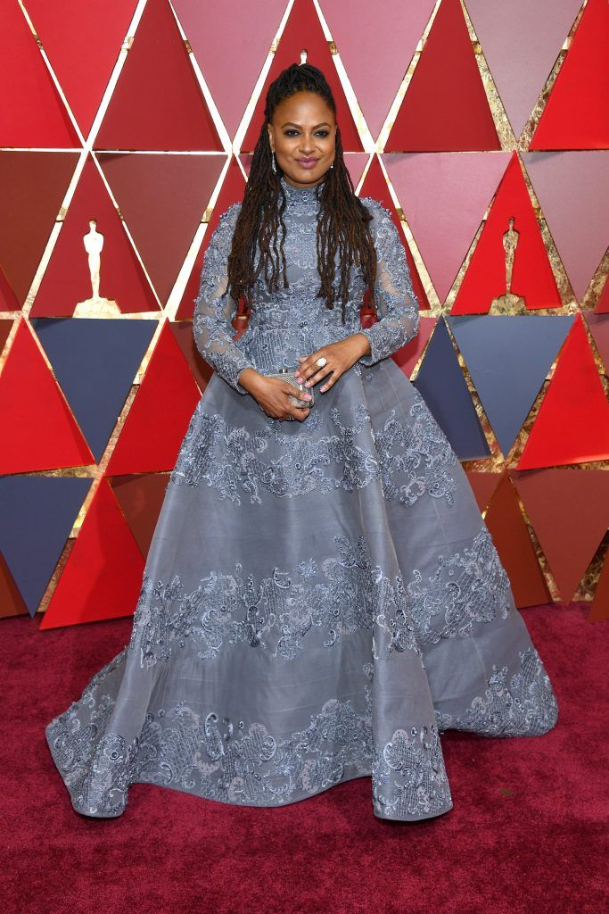 HOLLYWOOD, CA - FEBRUARY 26:  Director Ava DuVernay attends the 89th Annual Academy Awards at Hollywood & Highland Center on February 26, 2017 in Hollywood, California.  (Photo by Kevork Djansezian/Getty Images)