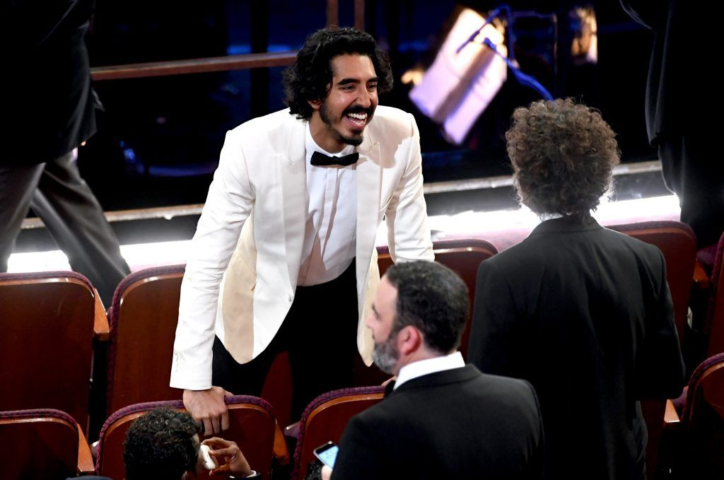 HOLLYWOOD, CA - FEBRUARY 26:  Actor Dev Patel in the audience during the 89th Annual Academy Awards at Hollywood & Highland Center on February 26, 2017 in Hollywood, California.  (Photo by Kevin Winter/Getty Images)
