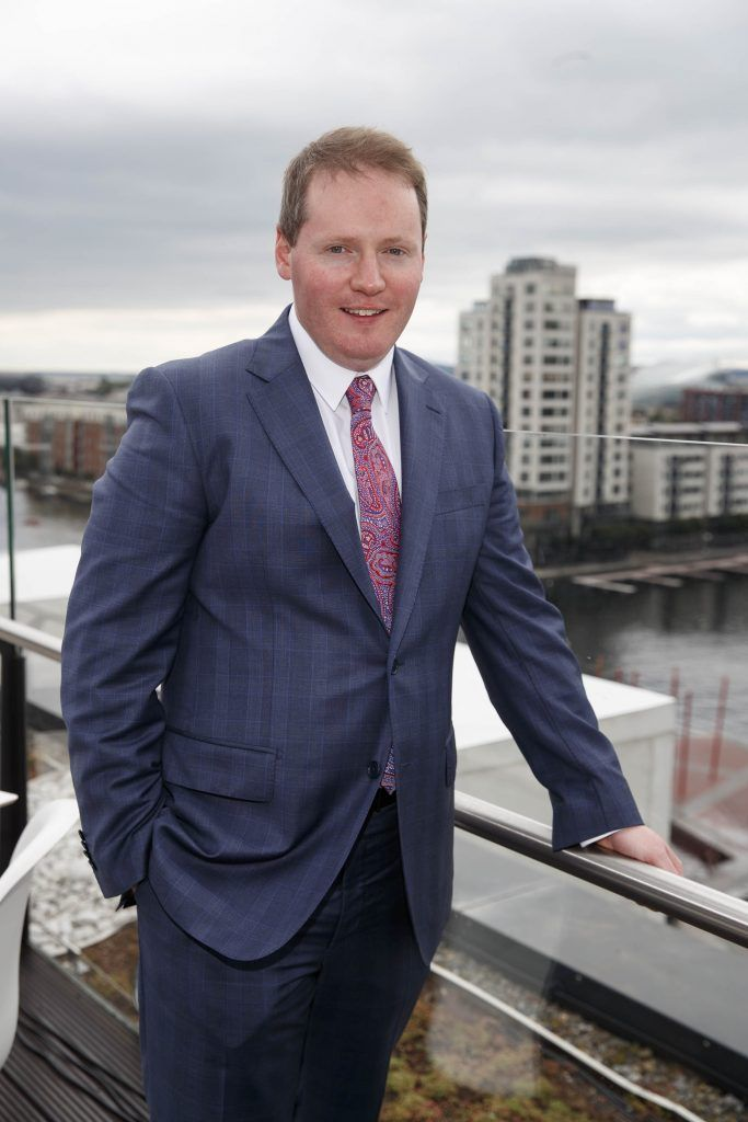 Michael Moloney, General Manager Galway Racecourse pictured at the launch of the Galway Races Summer Festival where the judges for the g Hotel Best Dressed Lady and the g Hotel Best Hat were revealed. The event will take place on August 3rd #gHotelBestDressed. Picture by Andres Poveda