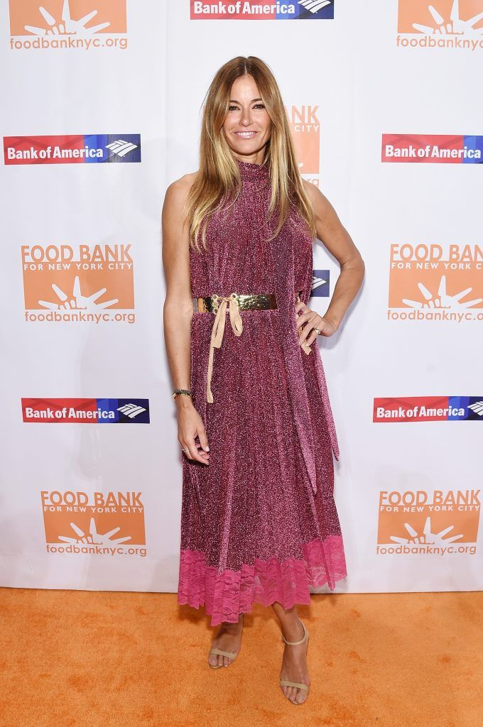 Kelly Bensimon attends the Food Bank for New York City Can-Do Awards Dinner 2017 on April 19, 2017 in New York City.  (Photo by Jamie McCarthy/Getty Images for Food Bank for New York City)